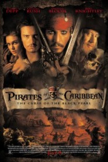 Pirates of the Caribbean: The Curse of the Black Pear