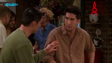 The One with Joey's Big Break