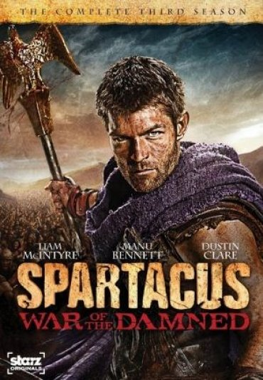 Spartacus 3 : War of The Damned